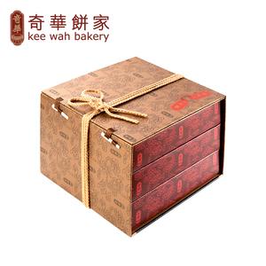 奇华金袍尚品礼盒月饼